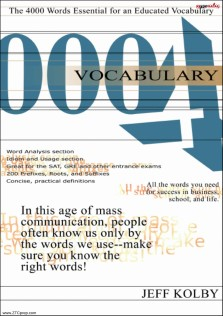 4000Words Essential For an Educated Vocabulary