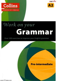 Work On Your Grammar