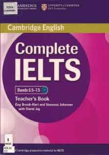 Complete IELTS 6.5 7.5 Teacher Book