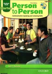 Person to Person Starter Student Book