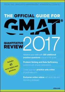 GMAT Official Guide Quantitative Review 2017