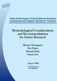 Methodological Consideration