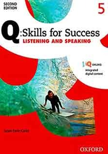 Qskills For Success Listening and Speaking 5