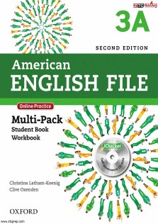 American English File 3A Student book