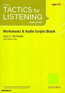 Tactics For Listening Basic Work Book
