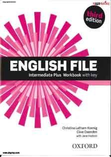 English File Intermediate-Plus Work Book
