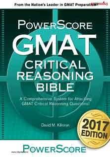Critical Reasoning Bible GMAT 2017