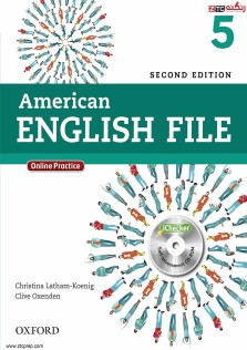 American English File 5 Student Book