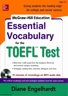 Essential Vocabulary For TOEFL Test