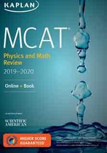 MCAT Physics and Math