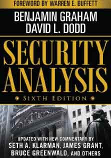 Security Analysis Sixth Edition Foreword