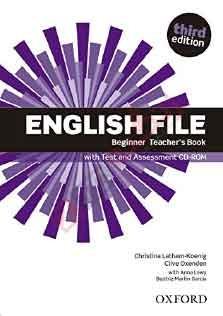 English File Beginner Teacher Book
