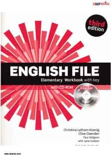 English File Elementary Work Book