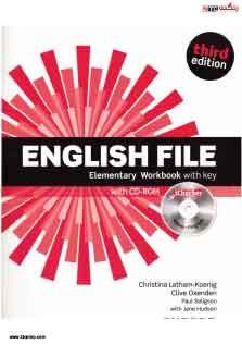 English File Elementary Work Book
