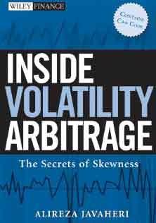 Alireza Javaheri Inside Volatility Arbitrage