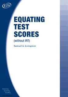 Equating Tests Score