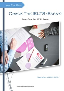 (Crack The IELTS (Essay