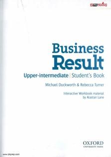 Business Result Upper-Intermediate Student Book