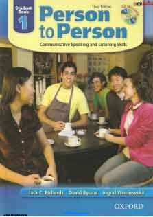 Person to Person 1 Student Book