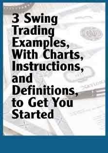 Three Swing Trading Examples