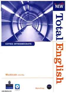 New Total English Upper-Intermediate Work Book