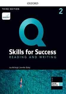 QSkills For Success Reading and Writing Leve2