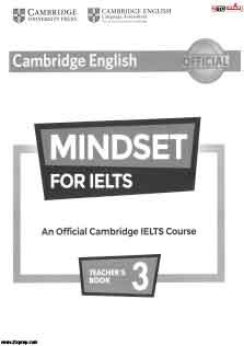 Mindset For IELTS Level 3 Teacher Book