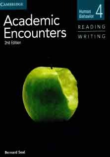 Academic Encounters Reading and Writing 4 Student Book