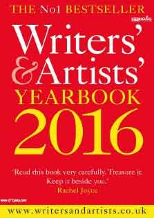 Writers And Artists Yearbook 2016