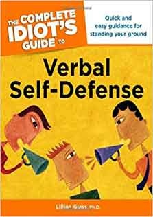 Complete Idiots Guide To Verbal Self Defense