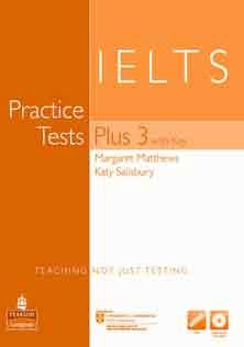 IELTS Practice Test Plus 3