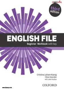 English File Beginner Work Book