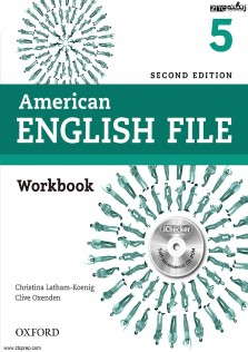 American English File 5 Work Book