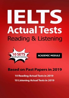 IELTS Actual tests reading and Listening
