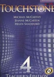 Touchstone4 Teacher Book