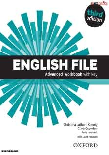 English File Advanced Work Book