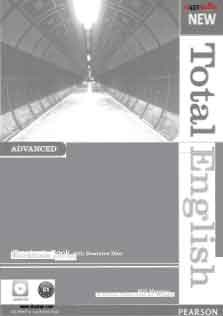 New Total English Advanced Work Book