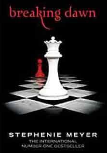 Stephanie Meyer Twilight Breaking Dawn