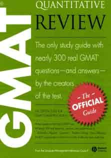 The Official Guide For GMAT Quantative Review