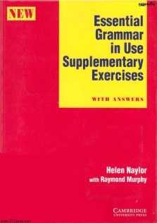 Essential Grammar In Use Supplementray Exercises