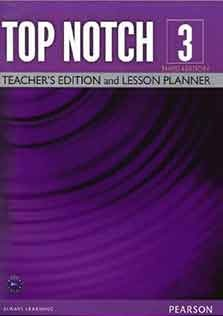 Top Notch 3 Teacher Book