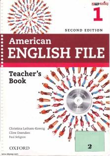 American English File 1 Teacher Book