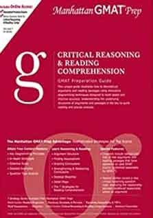Manhattan GMAT Critical Reasoning and Reading Comprehention