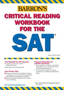 Critical Reading Work Book For The SAT