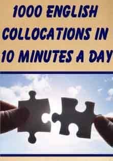 1000English Collocations in 10 Minutes A Day