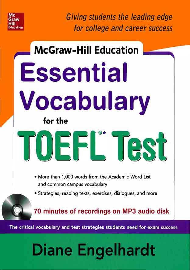 دانلود کتاب Essential Vocabulary for the TOEFL Test pdf