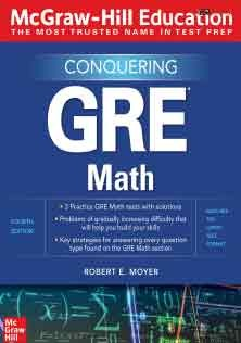 McGraw Hill Education Conquering GRE Math
