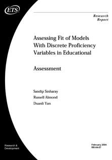 Assessing Fit of Models