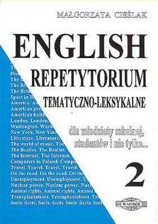 English Repetytorium part2