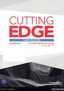 Cutting Edge Elementary Teacher book